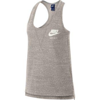 Nike Sportswear Gym Vintage Tank Damer Gul
