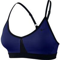 Nike Pro Indy Colourblock Bra Kvinder Blå