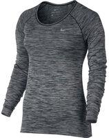 Nike Dri-Fit Knit Top LS - Kvinder