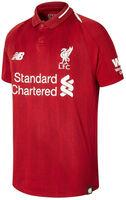 New Balance Liverpool FC Kids Home Jersey 18/19