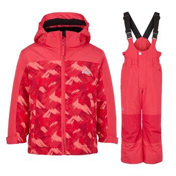 McKINLEY Timber + Ray Skisæt Rød