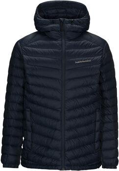 Peak Performance Frost Down Hooded Jacket Herrer