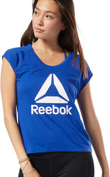 Reebok Workout Ready Supremium 2.0 Tee Damer