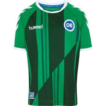 Hummel OB Away Jersey 16-17 Grøn