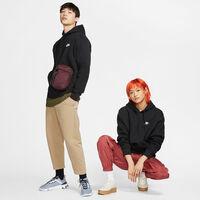 Sportswear Club Fleece hættetrøje