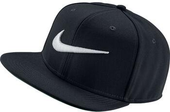Nike Swoosh Pro Hat Mænd Sort