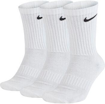 Nike Everyday Cushioned Training Crew Socks (3 Par)