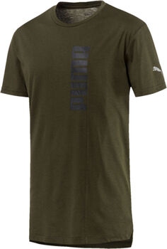 Puma Energy Triblend Graphic Tee Herrer