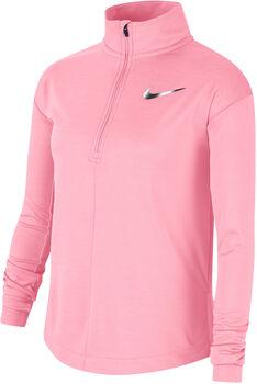 Nike Big Kids 1/2-ZIP - Langærmet træningstrøje. Piger