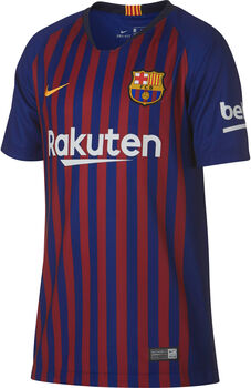 Nike FC Barcelona Home Jersey 18/19 Y
