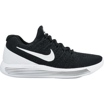 Nike Lunarepic Low Flyknit 2 Herrer Sort