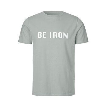 Fe226 Be Iron T-shirt Herrer