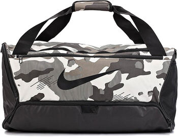 Nike Brasilia Camo Duffel Bag (Medium)