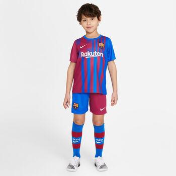 Nike FC Barcelona 21/22 hjemmebanesæt