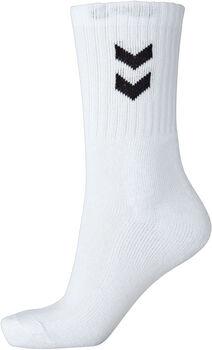 Hummel 3-Pack Basic Sock Hvid