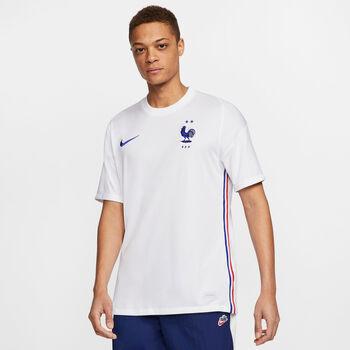Nike Frankrig 2020 Udebanetrøje Herrer Hvid
