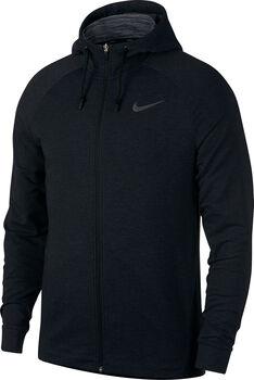 Nike Dri-FIT Træningshættetrøje Herrer Sort