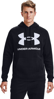 Under Armour Rival fleece Big Logo hættetrøje Herrer