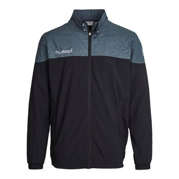 Hummel Sirius Micro Jacket Jr. Sort