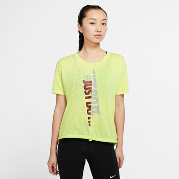 Nike Icon Clash Løbe T-shirt Damer