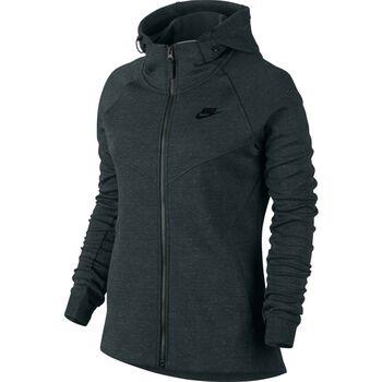 Nike Nsw Tech Fleece Hoodie Kvinder Grøn