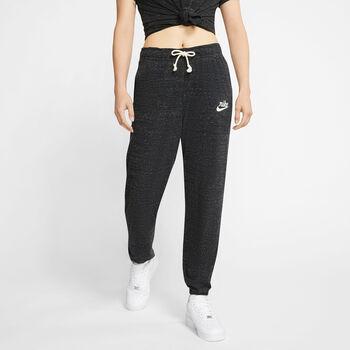 Nike Sportswear Gym Vintage Bukser Damer Sort