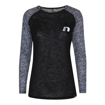 Newline Imotion Shirt Kvinder Sort