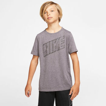 Nike Breathe SS Graphic Top