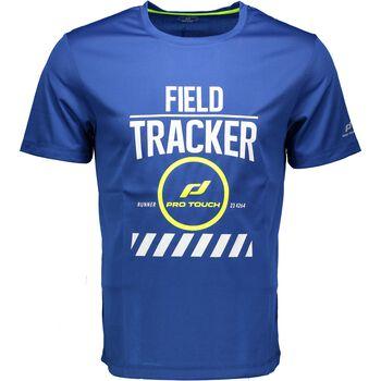 PRO TOUCH Sven II T-Shirt Herrer Blå