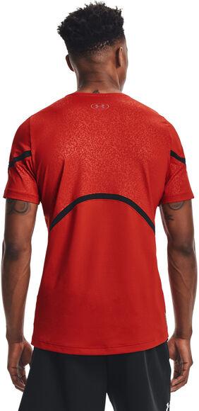 Rush HeatGear 2.0 Emboss trænings T-shirt