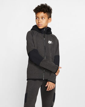 Nike Sportswear Tech Fleece Hættetrøje Sort