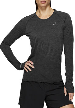 Asics Seamless Long Sleeve Texture Damer