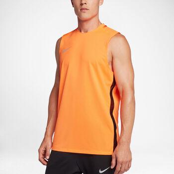 Nike CR7 Breathe Squad Top SL Herrer Orange
