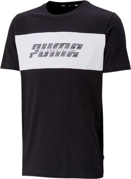 Puma Mens II T-shirt Herrer Sort