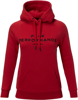 Peak Performance Logo Hood Damer