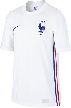 Nike Frankrig 2020 Udebanetrøje Hvid