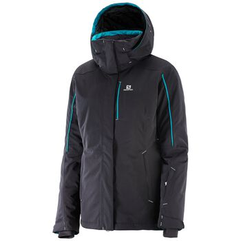 Salomon Strike Jacket Damer Sort