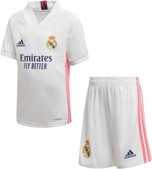 adidas Real Madrid 20/21 Hjemmebanesæt Børn