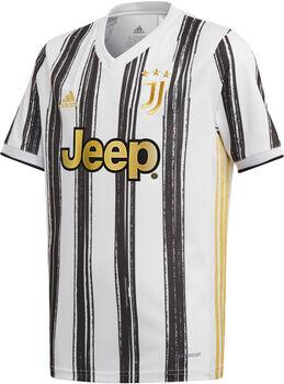 adidas Juventus 20/21 Hjemmebanetrøje Junior