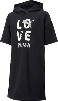 Puma Alpha Kjole Piger Sort