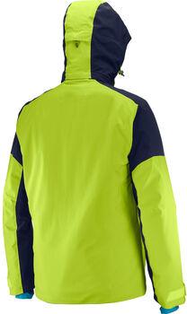 Salomon Icerocket Ski Jacket Herrer Grøn