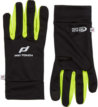 PRO TOUCH Run Glove Grøn