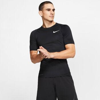 Nike Pro T-shirt Herrer Sort