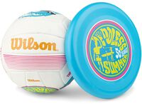 Wilson Endless Summer Volleyball/Air Disc Kit