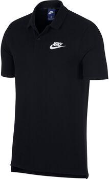 Nike Sportswear Polo Matchup PQ Herrer Sort