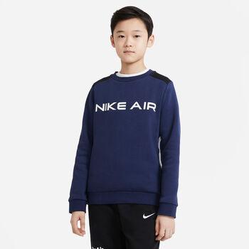 Nike Air Sweatshirt Blå