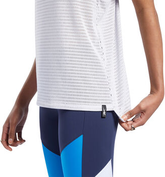 Reebok Perforated Tank Top Damer Hvid