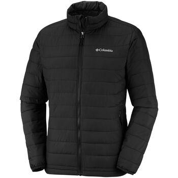 Columbia Powder Lite Jacket Herrer Sort