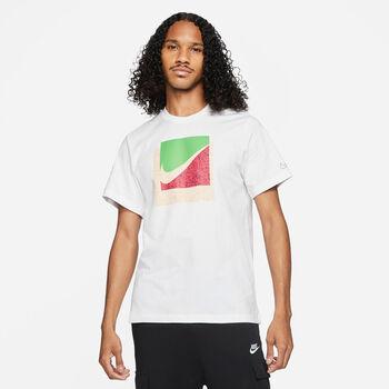 Nike Sportswear Brandriff Swoosh Box T-shirt Herrer