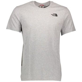 The North Face Extent II Back Logo Tee Herrer